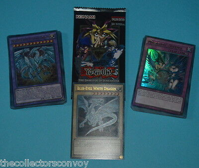 YUGIOH! Dark Side of Dimensions MASTER SET 57 card 1st MVP1 ENGLISH ULTRA-RARE