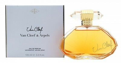 Van Cleef & Arpels Van Cleef Eau De Parfum 100Ml Spray - Women's For Her. New