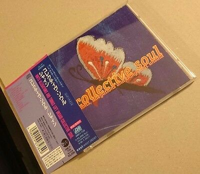 ◆Fs◆Collective Soul「Hints Allegations&Things Left」Japan Sample Cd Ex◆Amcy-728