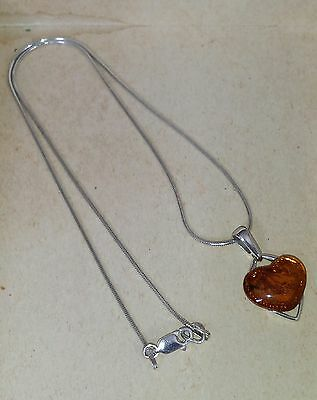 925 silver chain and pendant