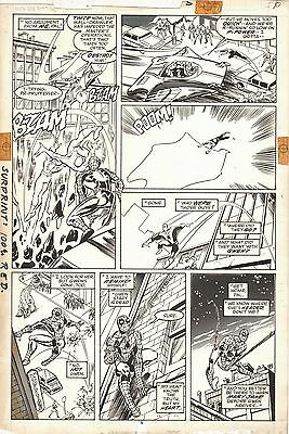 SPECTACULAR SPIDER-MAN ANNUAL #8 PAGE 6 Great artist combo, Bagley and Williams!