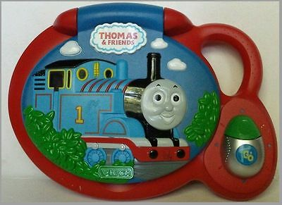Thomas & Friends VTECH Learn And Explore Kids Laptop Computer Vocabulary Numbers