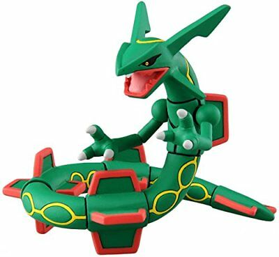 "Takaratomy Hyper Size HP-04 Official Pokemon X and Y Figure - 3"" Rayquaza"