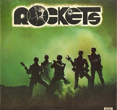 Rockets -Future Woman -Lp 1977- Cult French Cosmic Disco Synth Space Prog
