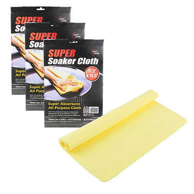 Super Absorbent Magic Cleaning Cloth Car Bathroom Cleaner Kitchen Window Home
