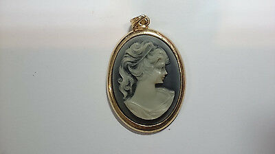Beauty Hand CARVING CAMEO ~52.5mm*35mm(ec452)