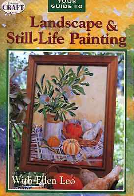 Painting Book - Your Guide To Landscape & Still-Life Painting