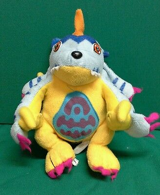 Digimon Gabumon Plush by play by play 9""