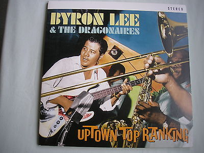 BYRON LEE & THE DRAGONAIRES Uptown Top Ranking UK 2LP g/fold 2015  new mint