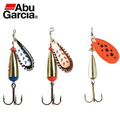 Abu Droppen Metal Spinner Lures 12g RRP - £3.50 - CLOSING DOWN - CLEARANCE
