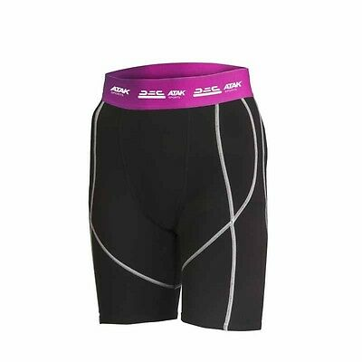 ATAK Compression Short Lady - Black