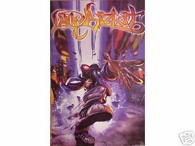 LIMP BIZKIT ~ NY Significant Other GRAFFITI POSTER