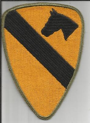 WW 2 US Army 1st Cavalry Patch Inv# H032