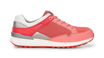 ECCO lady Speed trend spikeless Schuh, coral blush, UVP 140€