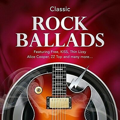 Various Artists - Classic Rock Ballads / Various [New CD] UK - Import