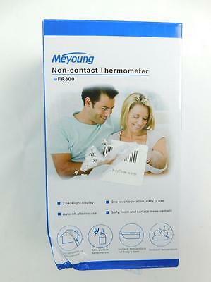 Meyoung JT-IT-WH - Digital Baby Thermometer Medical Infrarot-Stirn-Thermometer
