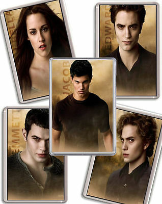 Twilight characters Magnet Chose from 9 Images