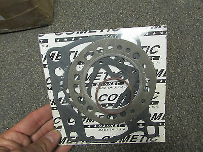 Cometic   Top End Gasket Set - Suzuki Rm250   1989 Only