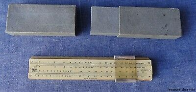 Very Rare Classic Series 111, 3, Slide Rule, England, Timber Mass Calculations