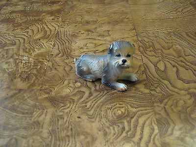 New-Ray Novelty Griffon Bruxellois Dog Figurine - 1988