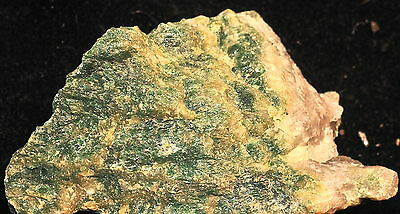 Gold-Bearing Fuschite And Quartz From Ontario, Canada