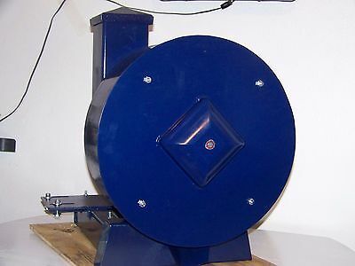 """14"""" Portable Rock/glass Crusher, No Engine 6 Hammers, 3"""" Feed Tube Gold Mining"""