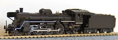 "Kato 2013-1 Steam Locomotive C57-180 ""Montetsu"" with Deflectors (N scale) MWM"