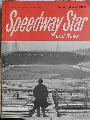 Speedway Star and News 28th February 1969