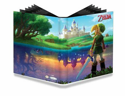 Sammelkartenordner 9-Pocket Portfolio Legend of Zelda Pro-Binder