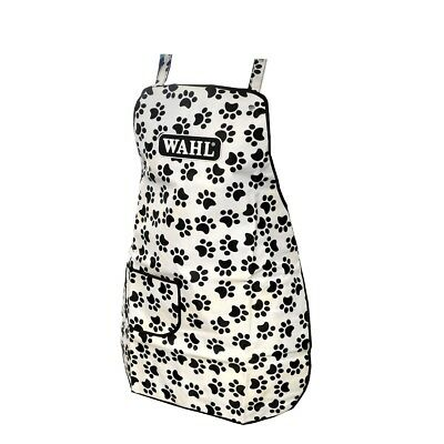 Wahl Paw Print Pet Grooming Apron