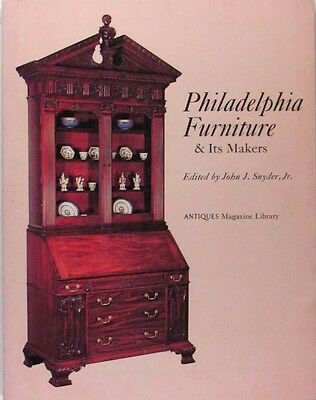Antique Philadelphia Furniture - The Magazine Antiques Articles Collection