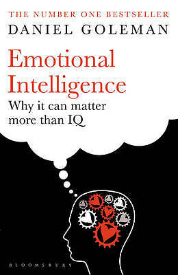 Emotional Intelligence: Why it Can Matter More T, Daniel Goleman, New
