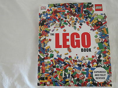 Book Lego 2012 Expanded Revised Daniel Lipkowitz  Hardcover 256 Pages As New