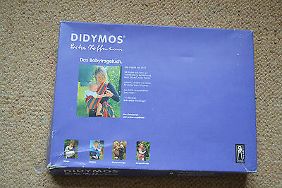 Didymos baby carrier / Baby Wearing Wrap Sling  / size 5