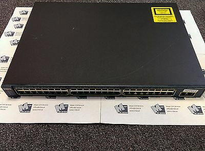 CISCO CATALYST WS-C2950T-48-SI Switch