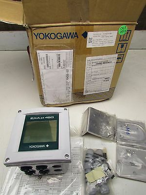 YOKOGAWA PH450G-A-U/UM EXAxt450 PH/ORP CONVERTER 100-240VAC NEW IN BOX OLD STOCK
