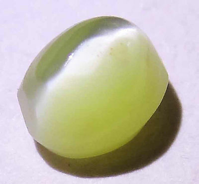 CHRYSOBERYL CATS EYE Natural Gems Oval & Rare Round Cabochon Loose Ring Stones-Q