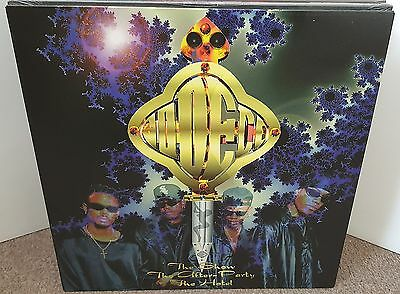 Jodeci / The Show, The After-Party, The Hotel Dbl Lp Og Uk 1995 R&b Vinyl Record