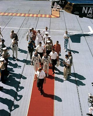 Red Carpet Welcome for Gemini 5 Crew 8x10 Silver Halide Photo Print