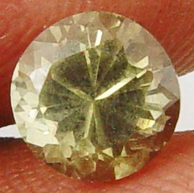 Kornerupine 1.45Cts Rare Round Beautiful Collectors' Loose Gemstone 11090347-Q