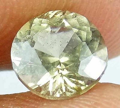 KORNERUPINE Natural 1.55 CT 7.05 MM Nice Glow Well Cut Rare Round Gem 13052938-Q