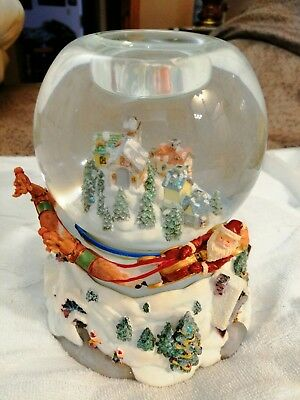 Partylite Decorative Collectible Vintage Candle Holder:  Gone Fishin' Cottage