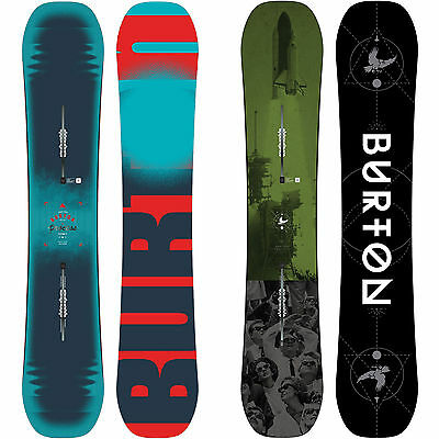 Burton Process Flying V process EXP Men's Freestyle Snowboards 2016-2017 NEW