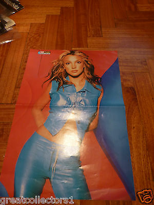 Britney Spears Rare Page Clipping #8     Is A Poster