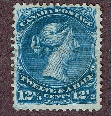 Canada Large Queen 28 F-Vf (Fay2
