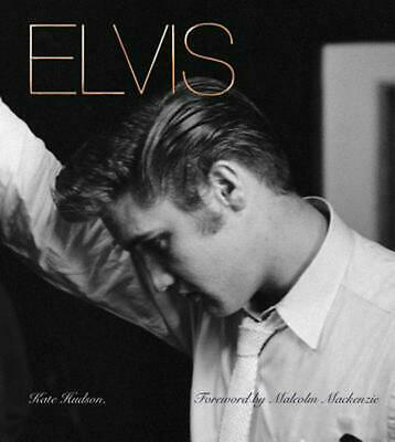 Elvis by Alice Hudson (English) Hardcover Book Free Shipping!