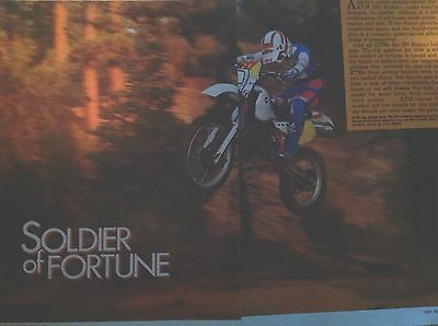 5 Pages 7 Pictures For 1988 KTM 250 Enduro Test Article Is It A Good Bike For Yo
