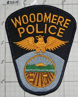 Ohio, Woodmere Police Dept Patch