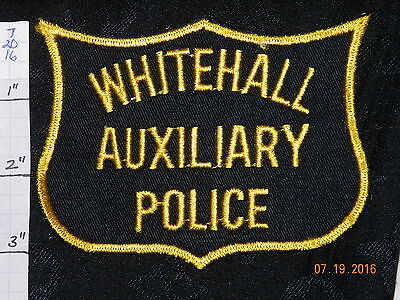 Pennsylvania, Whitehall Auxiliary Police Patch