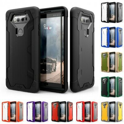 huge discount aec26 bd86f FOR LG V20 ZIZO [PROTON 2.0] Heavy Duty Case Holster Military Grade Hard  Cover